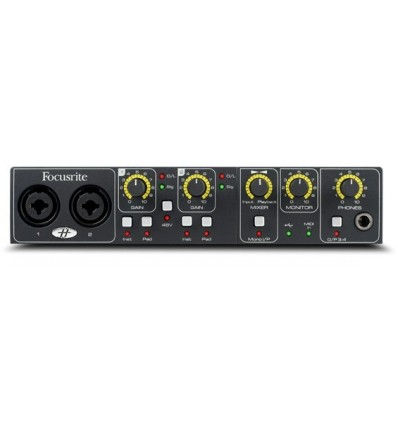 FOCUSRITE INTERFACE FW SAFFIRE-6USB