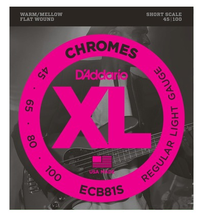 ECB81S CHROMES LIGHT SHORT SCALE [45-100]