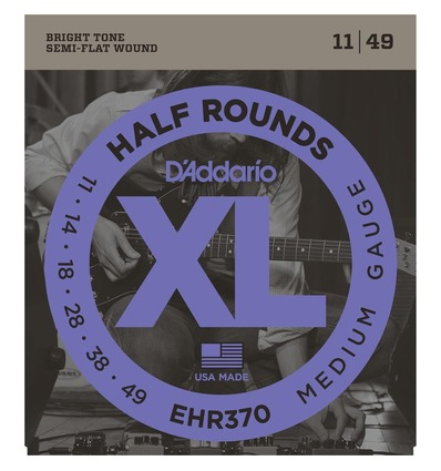 EHR370 HALF ROUNDS MEDIUM [11-49]
