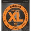 ECB82 CHROMES BASS, MEDIUM, LONG SCALE [50-105]