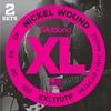 EXL170TP- XL NICKEL WOUND (PACK 2 JUEGOS)