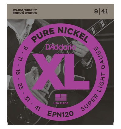 EPN120 PURE NICKEL SUPER LIGHT [09-41]