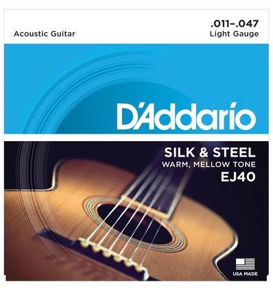 EJ40 SILK & STEEL [011-047]