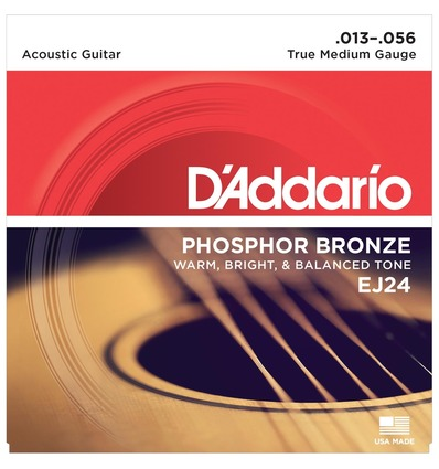 EJ24 PHOSPHOR BRONZE TRUE MEDIUM [13-56]