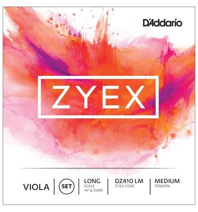 DZ410 ZYEX ESCALA LARGA M