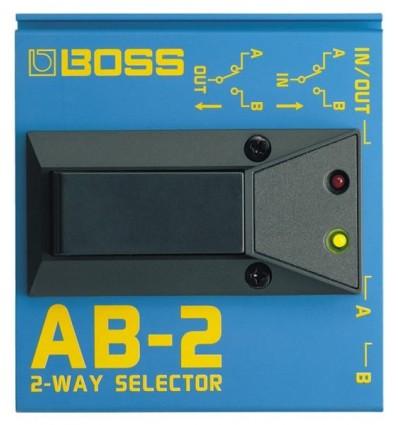 BOSS PEDAL SELECTOR AB-2