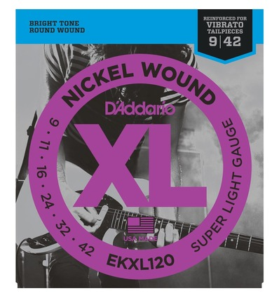 EKXL120 - XL SUPER LIGHT REINFORCED [9-42]