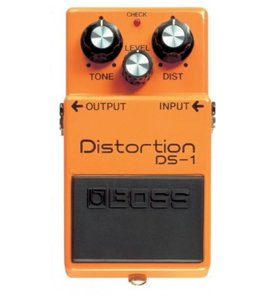BOSS PEDAL GUIT. DS-1