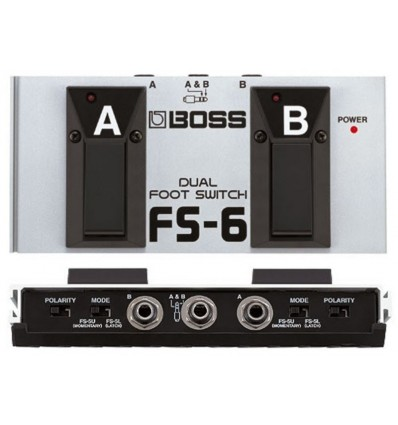 BOSS PEDAL INTERRUPTOR FS-6