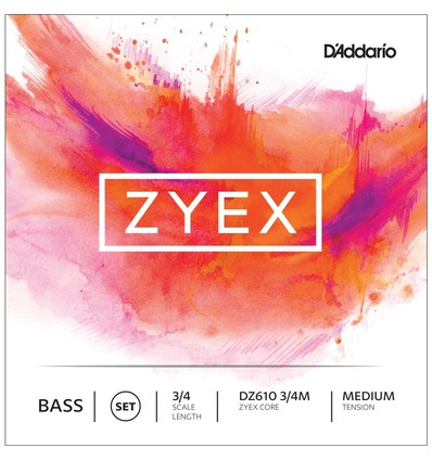DZ610 ZYEX 3/4M