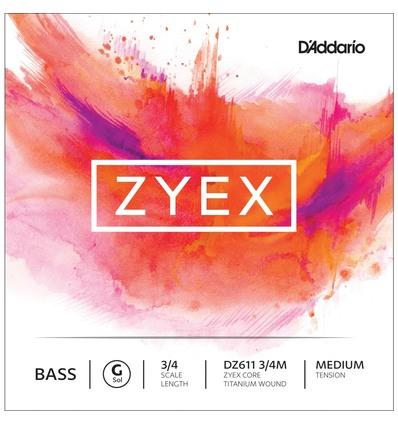 DZ611 ZYEX 3/4M