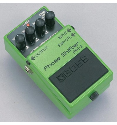 BOSS PEDAL GUITARRA PHASE SHIFTER PH-3