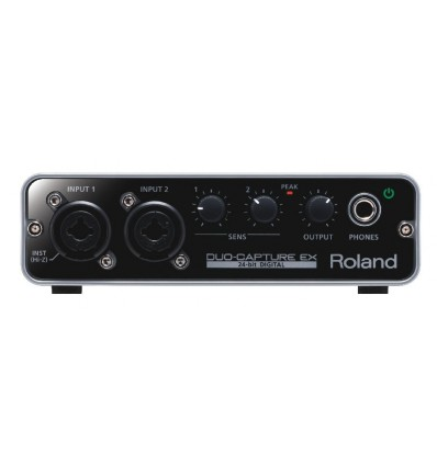 ROLAND INTERFACE USB AUDIO UA-22