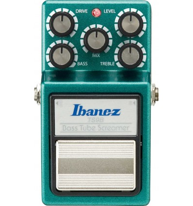 IBANEZ PEDAL BAJO TUBE SCREAMER TS9B