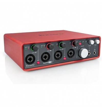 FOCUSRITE INTERFACE SCARLETT 18i18