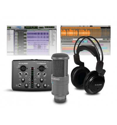 M-AUDIO VOCAL STUDIO PRO BUNDLE