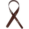 FAST TRACK LEATHER ADJUSTABLE BROWN