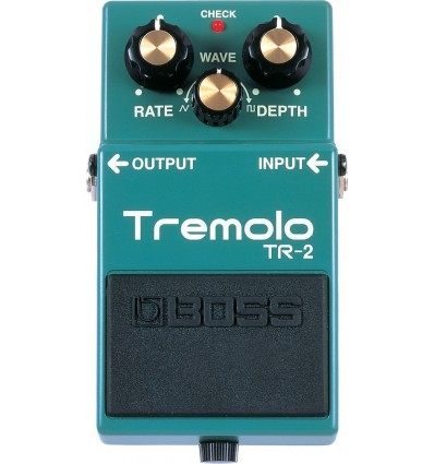 BOSS PEDAL GUITARRA TREMOLO TR-2
