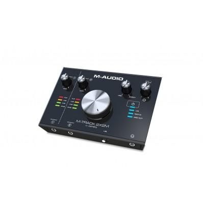 M-AUDIO INTERFACE AUDIO Y MIDI 2X2M 24 BIT