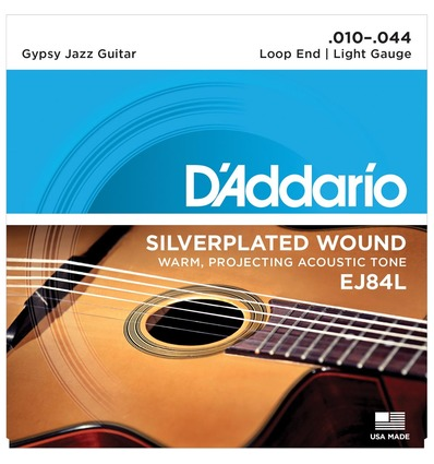 EJ84L GYPSY JAZZ, LOOP END, LIGHT, [10-44]