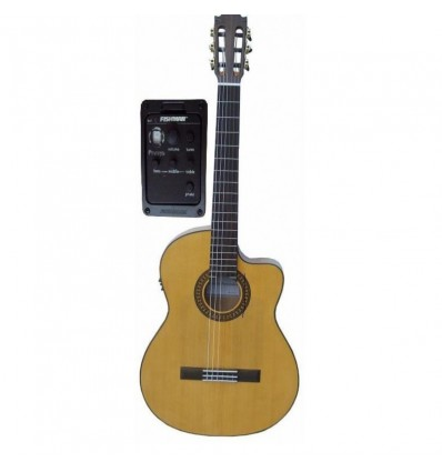 JOSE GOMEZ GUITARRA FLAMENCA C320.580EQ